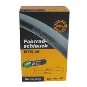 DĘTKA CONTINENTAL MTB 26x1.75-2.5 AV 40MM