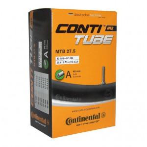DĘTKA CONTINENTAL MTB 27.5x1.75-2.5 AV 42MM