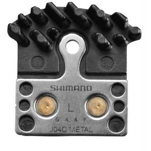 KLOCKI OKŁADZINY SHIMANO J04C METALICZNE M8000