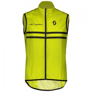 KAMIZELKA SCOTT RC TEAM WB SUL/YELLOW ROZ.XL 2020