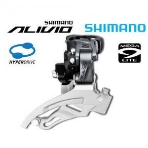 PRZERZUTKA PRZÓD SHIMANO FD-M4000-DS6