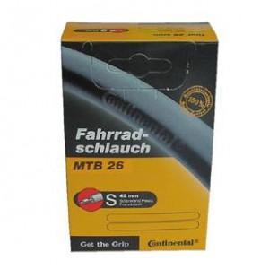 DĘTKA CONTINENTAL MTB 26x1.75-2.5 PRESTA 42MM