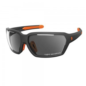 OKULARY SCOTT VECTOR LS GREY MAT ORANGE