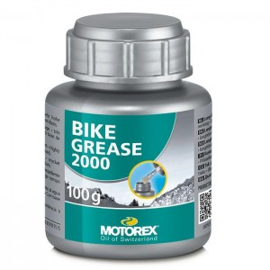SMAR MOTOREX BIXE GREASE 2000 100G