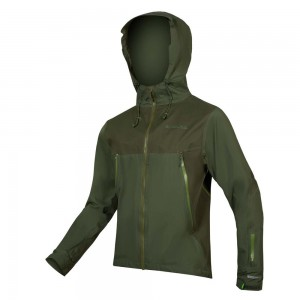 KURTKA ENDURA MT500 II WATERPROOF GREEN ROZ.XL
