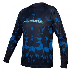KOSZULKA ENDURA MT500 KALI L/SL LTD BLUE ROZ.S
