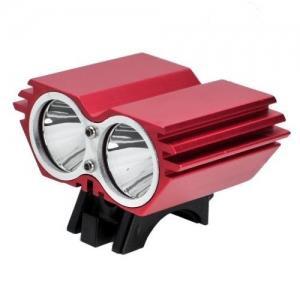 LAMPA PRZÓD PROX DUAL POWER 2xCREE CZERWONA 1600lm