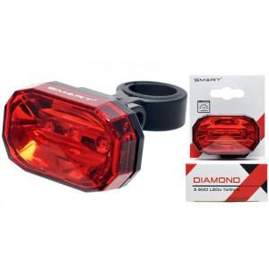 LAMPA TYŁ SMART RL-407 DIAMOND 3 LED