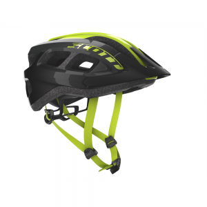 KASK SCOTT SUPRA BLACK/YELLOW ROZ.54-61CM 2020