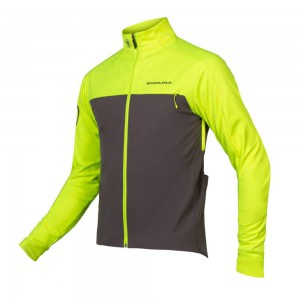 KURTKA ENDURA WINDCHILL II YELLOW ROZ.M
