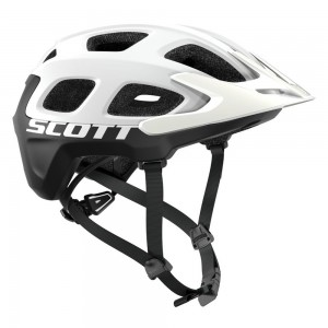 KASK SCOTT VIVO WHITE/BLACK ROZ.L 59-61CM 2019