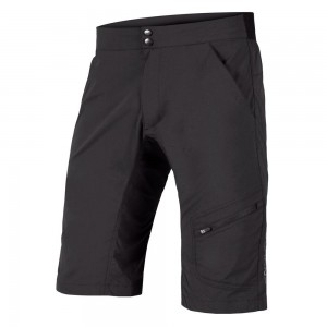 SZORTY ENDURA HUMMVEE LITE SHORT BLACK ROZ.XL