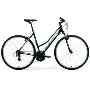 ROWER M-BIKE CROSS 10-V LADY BLK/SI/GRE XS 44 2019