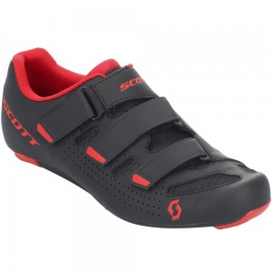 BUTY SCOTT ROAD COMP BLK/RED ROZ.42 2020