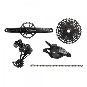 GRUPA SRAM NX EAGLE 1x12 DUB BOOST 32Z 175MM