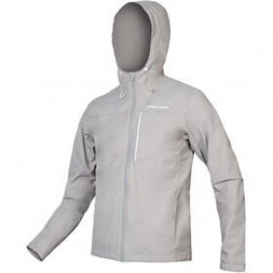 KURTKA ENDURA HUMMVEE WPROOF HOODED GREY ROZ.L