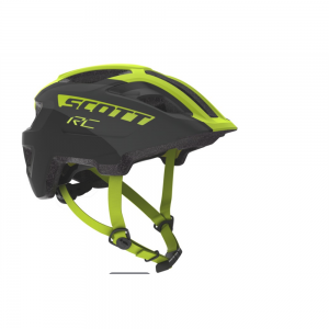 KASK SCOTT SPUNTO JUNIOR BLK/YELL ROZ.50-56CM 2020